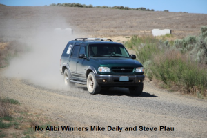 Mike Daily Winning No Alibi 2015